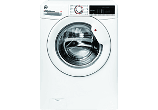 HOOVER H3W 485TE-S  H-WASH 300 LITE H-WASH 300 LITE Waschmaschine (8 kg, 1400 U/Min., D)