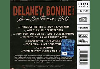 Delaney,Bonnie & Friends - Live In San Francisco 1970  - (CD)