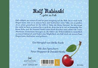 Ralf Rabinski - Ralf Rabinski...geht zu Fuss  - (CD)