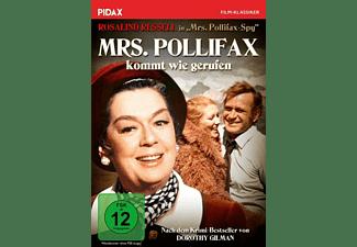 Mrs. Pollifax kommt wie gerufen DVD