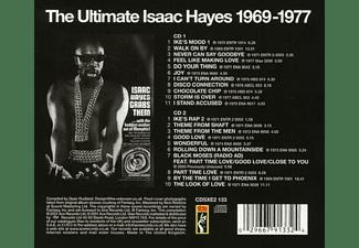 Isaac Hayes - ULTIMATE ISAAC HAYES 1969-1977  - (CD)