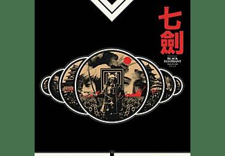 Black Elephant - SEVEN SWORDS (LIM.GTF.TRANSPARENT RED)  - (Vinyl)
