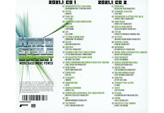 VARIOUS - Hardstyle Workout 2021.1  - (CD)