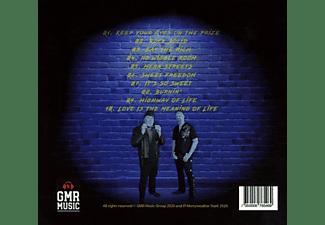 Merryweather Stark - ROCK SOLID  - (CD)