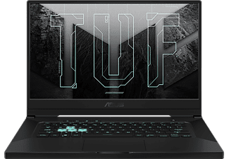 "ASUS Gaming Notebook TUF Dash F15 FX516PR-AZ094T, i7-11370H, 16GB/1TB, RTX 3070, 15.6"" FHD 240Hz, Grau"