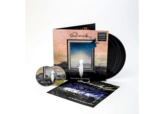 Riverside - LOST N FOUND-LIVE IN TILBURG (+CD)  - (LP + Bonus-CD)