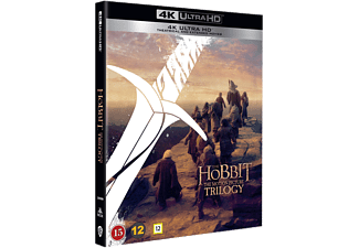 Hobbit: Trilogin - 4K Ultra HD Blu-ray Extended & Theatrical Cut