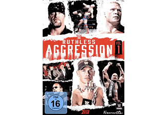 Wwe: Ruthless Agression DVD