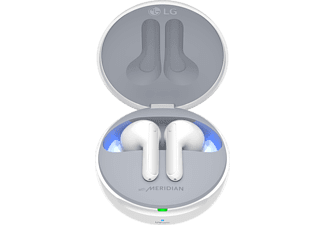 LG TONE Free FN7, In-ear Kopfhörer Bluetooth Modern White