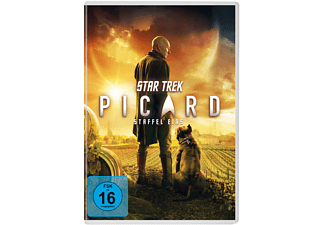 STAR TREK: Picard - Staffel 1 DVD