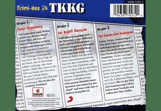 Tkkg - Krimi-Box 26 (Folgen 196,197,198)  - (CD)