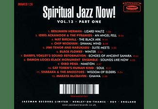 VARIOUS - Spiritual Jazz Vol.13: NOW Part 1  - (CD)