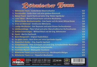 VARIOUS - Böhmischer Traum  - (CD)