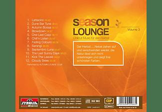 Autumn Lounge Club - Season Lounge - Chillout Music Für Den Herbst  - (CD)