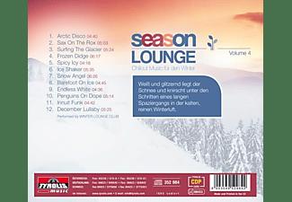 Winter Lounge Club - Season Lounge-Chillout Music für d Winter  - (CD)