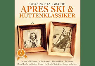 VARIOUS - Opa's nostalgische Apres Ski & Hüttenklassiker  - (CD)