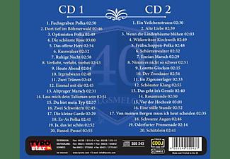 Ernst Mosch und seine Orig. Egerländer Musikanten - 40 Erfolgsmelodien-Folge 2  - (CD)