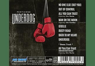 Perticone - Underdog  - (CD)