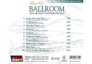 VARIOUS - BEST OF BALLROOM  - (CD)