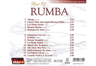 The New 101 Strings Orchestra - Best Of Rumba  - (CD)