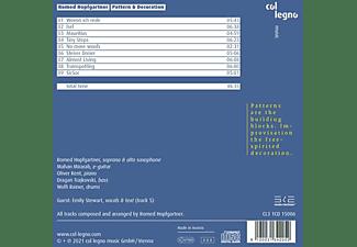 Romed Hopfgartner - Pattern And Decoration  - (CD)