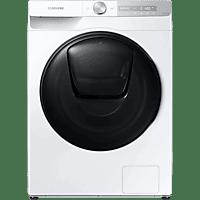 SAMSUNG Waschtrockner WD7500T mit QuickDrive™ Option, 9kg, weiß