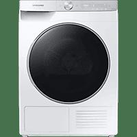 SAMSUNG Trockner SilentDry 9kg Weiß DV90T8240SH/S2
