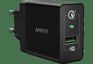 ANKER A2013L11 Reiseladegerät universal, Schwarz