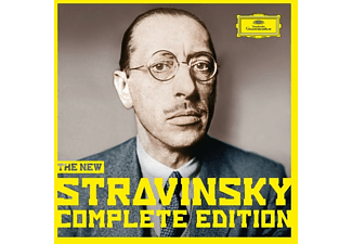 VARIOUS - Igor Stravinsky - The New Complete Edition  - (CD)