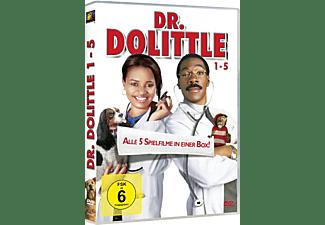 Dr. Dolittle 1-5 DVD