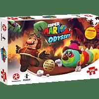 WINNING MOVES Super Mario Odyssey Forgotten Isle Puzzle Mehrfarbig