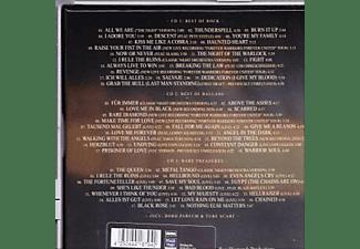 Doro Pesch - MAGIC DIAMONDS (LTD.BOXSET PARFUM-MALE/SCARF)  - (CD + Merchandising)