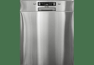 KOENIC KDW 6031 D BU Geschirrspüler (unterbaufähig, 600 mm breit, 44 dB (A), D)