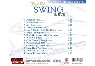 The New 101 Strings Orchestra - Best Of Swing & Jive  - (CD)