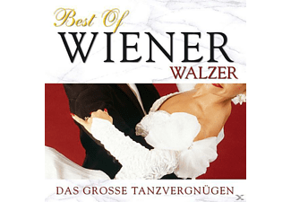 The New 101 Strings Orchestra - Best Of Wiener Walzer  - (CD)