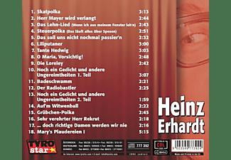 Heinz Erhardt - Seine Grossen Erfolge  - (CD)