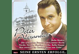 Montreux Alexander - Seine Ersten Erfolge  - (CD)
