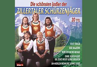 Schürzenjäger - Die Schönsten Jodler Der  - (CD)