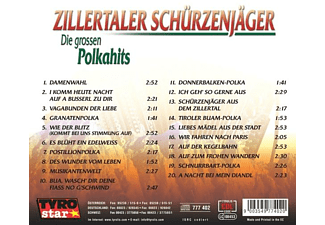 Schürzenjäger - Die großen Polkahits  - (CD)