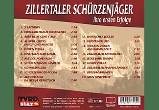 Schürzenjäger - Ihre Ersten Erfolge  - (CD)