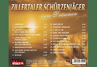Schürzenjäger - Zum Träumen  - (CD)