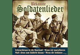 Der u.das gross Soldatenchor - Bekannte Soldatenlieder  - (CD)