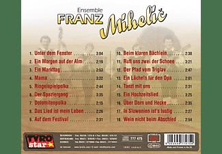Ensemble Franz Mihelic - Fröhliche Harmonika  - (CD)