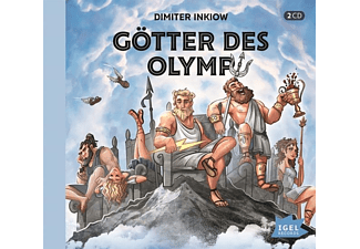 Dimiter Inkiow - Götter des Olymp  - (CD)