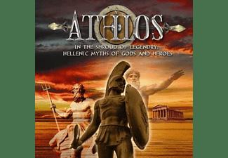 Athlos - In The Shroud Of Legendry: Hellenic Myths Of Gods [CD]