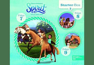 Spirit - Starter-Box(3)-Folge 7-9  - (CD)