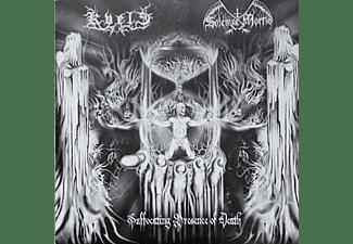 Kvele & Solemne Mortis - Suffocating Presence Of Death Split CD [CD]