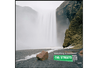 The Streets - Everything Is Borrowed  - (Vinyl)