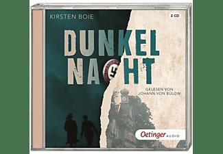 Kirsten Boie - Dunkelnacht  - (CD)