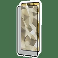 ISY Premium Schutzglas für Samsung Galaxy S21 Ultra 2.5D, black frame